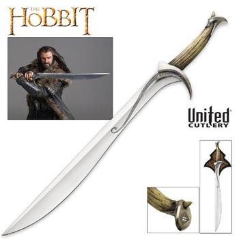 Orcrist Swords of Thorin