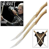 Legolas Greenleaf Swords