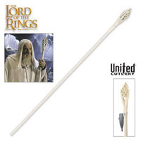Gandalf the White Wizard Staff