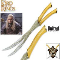 Legolas Fighting Knives